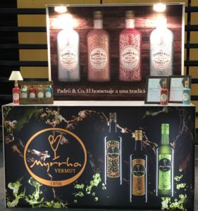Vermouth Padró&CO. en Myxologya Madrid