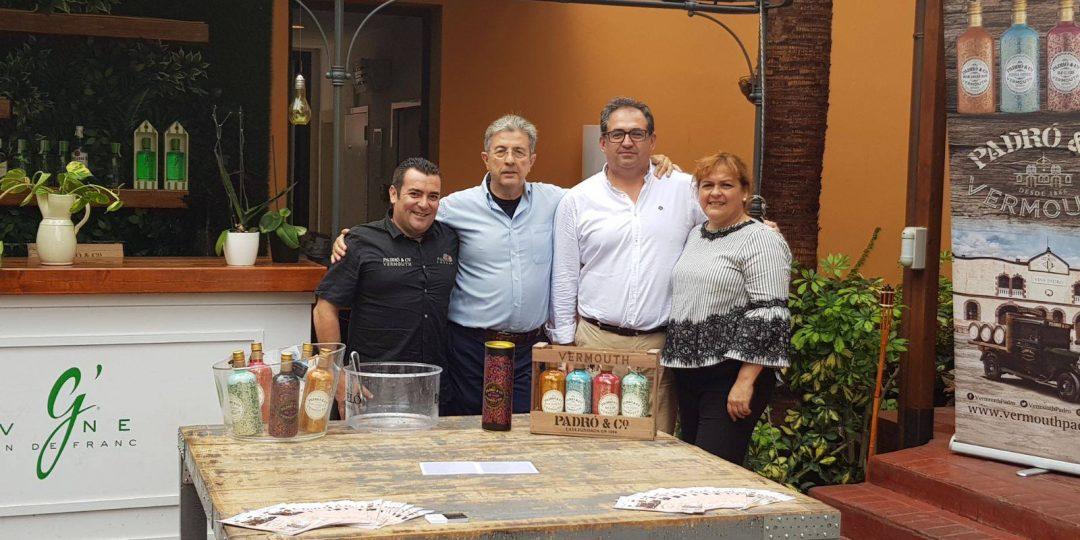 Vermouth Padró & Co. al Restaurante Montana