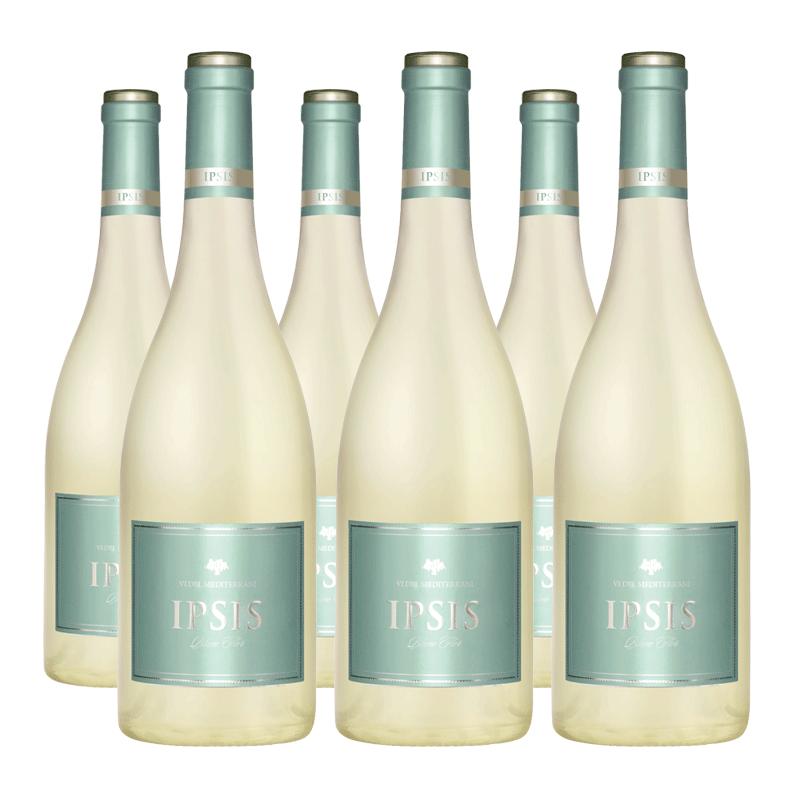 6 botellas de Ipsis Blanc Flor