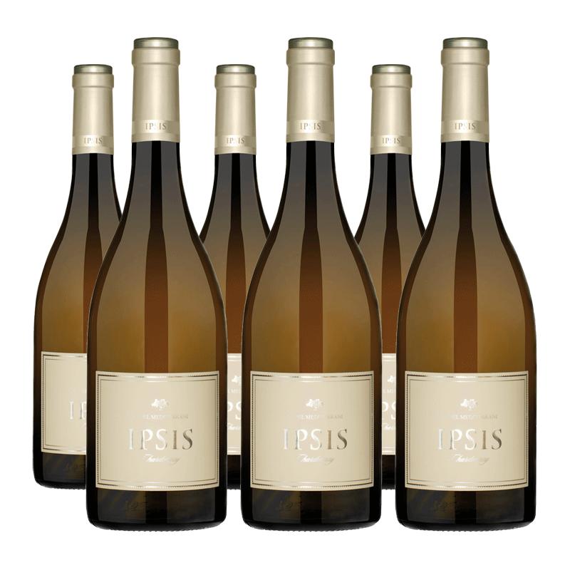 6 botellas de Ipsis Chardonnay