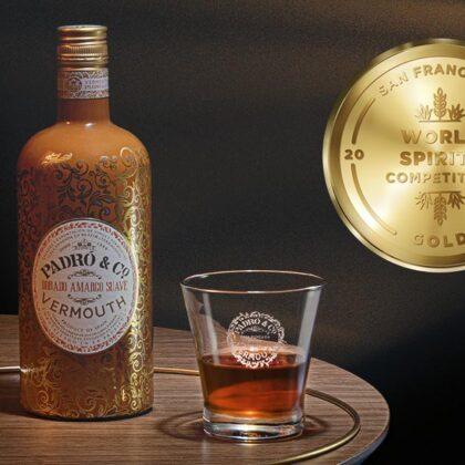 Vermut Dorado Padró - Medalla de Oro