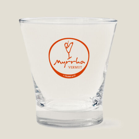 Vaso de Vermut Myrrha by Padró & Co.