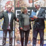 Montse Padró - Vinari d'OR - Toni Albà als Premis Vinari dels Vermuts Catalans 2017