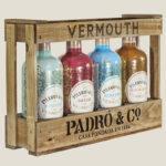 Caja de Madera Vermouth Padró & Co.