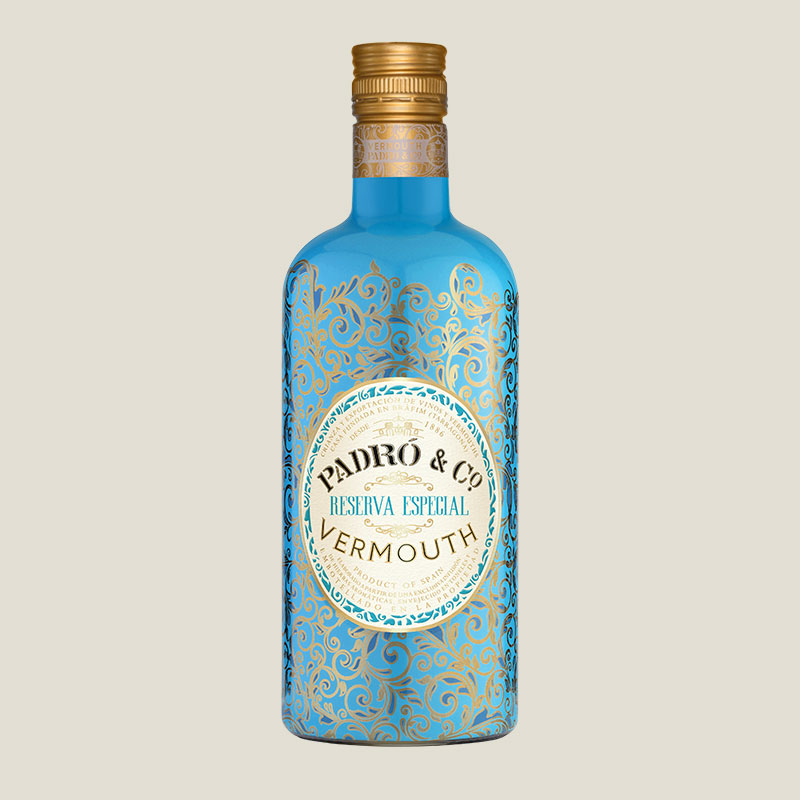 Botella de Vermouth Padró & Co. Reserva Especial