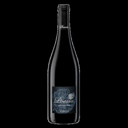 Botella de Vino Poesia Garnacha Negra