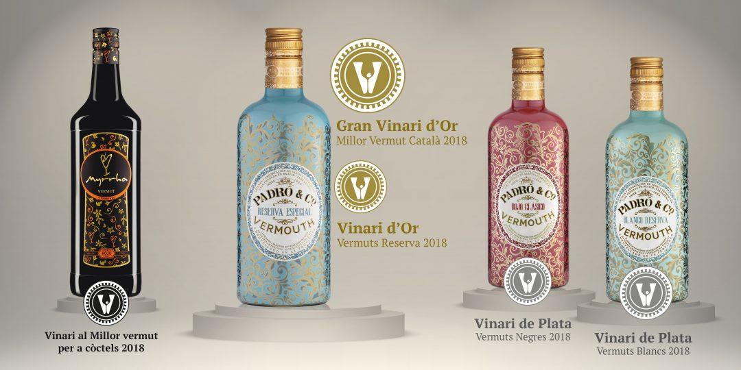 Premis Vinari dels Vermuts Catalans 2018
