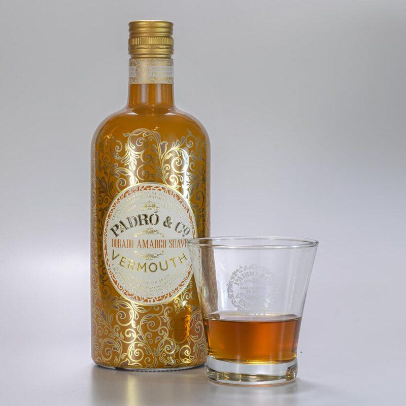 Vermouth Padró & Co. Dorado Amargo Suave