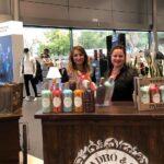 Tere Granell i Marta Roca amb Vermouth Padró & Co.