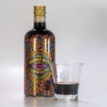 Vermouth Padró & Co. Rojo Amargo con vaso