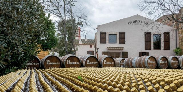Casa Vermouth Padró (Bràfim - Tarragona)