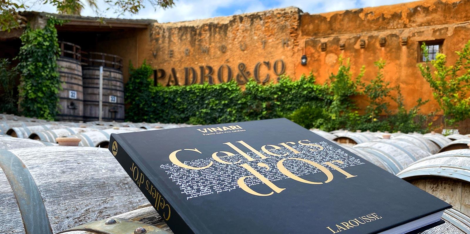 Cellers d'Or - Premis Vinari a Casa Vermouth Padró