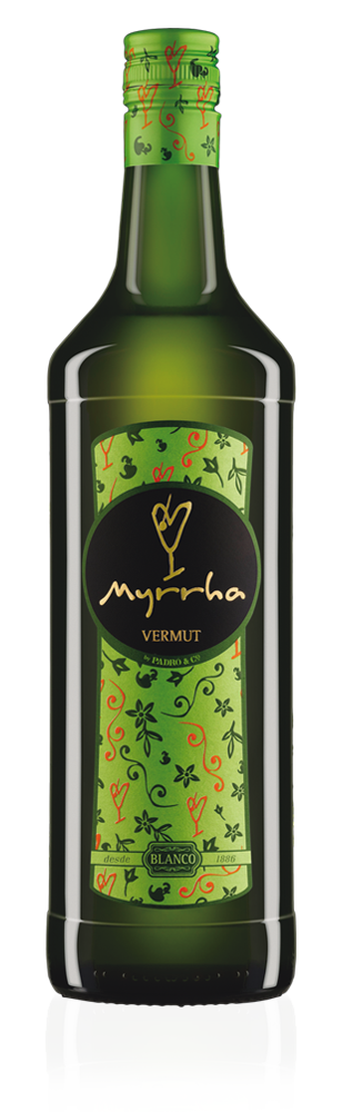 Vermut Myrrha Blanco by Padró & Co.