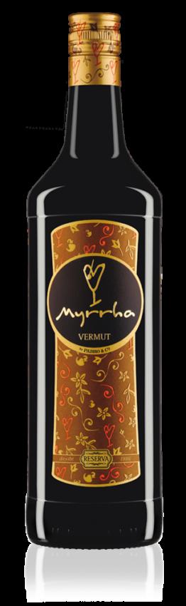 Vermut Myrrha Reserva by Padró & Co.