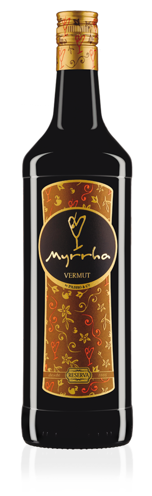 Vermut Myrrha Reserva by Padró & Co.