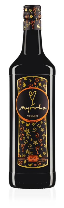 Vermut Myrrha Rojo by Padró & Co.