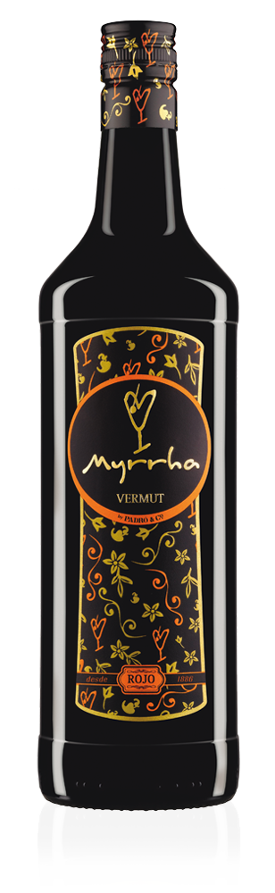 Vermut Myrrha Rojo by Padró & Co.