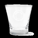 Vaso de vermut de cristal