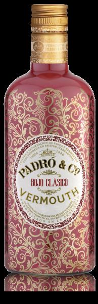 Botella de Vermut Padró Rojo Clásico