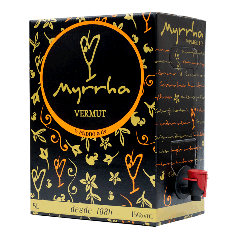 Bag In Box de Vermut Myrrha