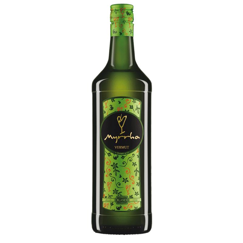 Ampolla de Vermut Myrrha Blanco